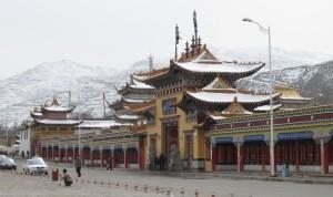 Rongwo monastery, NE Tibet (N. Sihlé 2011).