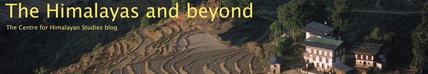 The Himalayas and beyond